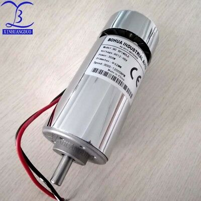 300W  DC Spindle motor, high torque. 48V 12000rpm, air-cooled motor  for diy
