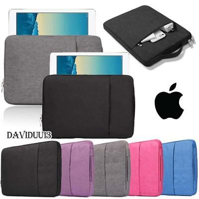 For Various Apple ipad 1/2/3/4/5/Air/Pro Tablet ShockProof Sleeve Pouch Case Bag
