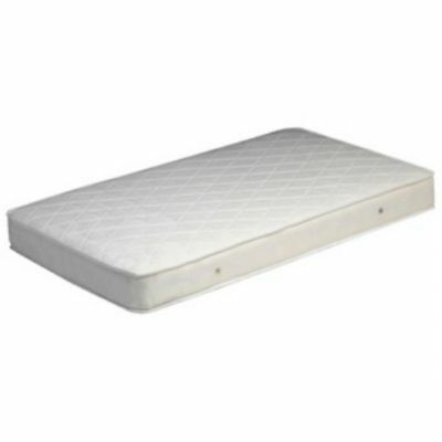 Spinal Support Deluxe Air Ventilated Inner Spring Cot Mattress 700 x 1320 mm