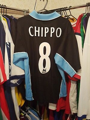 Coventry City Football Shirt 2000/01 Away Small ~ Chippo 8
