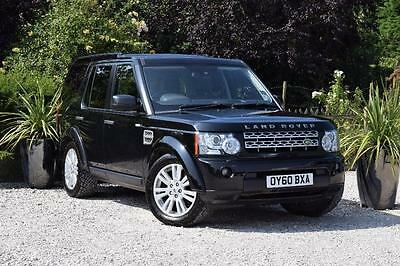 2011 Land Rover Discovery 4 3.0 TD V6 HSE 4x4 5dr