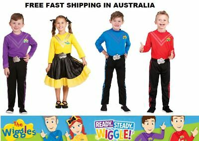 The Wiggles Costumes - Christmas - SALE
