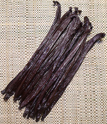 20 PNG vanilla beans/Pods grade AA New Harvest - Best Quality