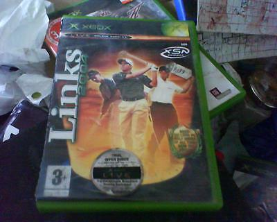 Xbox Game Version Of Links 2004 Complete