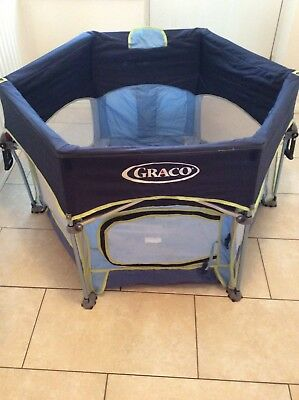 Graco Pack And Play Sport Playpen Cot