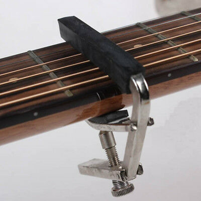Adjustable Metal Guitar Capo Quick Change Key Clamp For Acoustic Electric Guitar