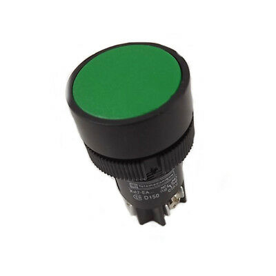 Momentary Push Button Switch 22MM 1NO+NC Cap SPDT Red Green Yellow 3Pins
