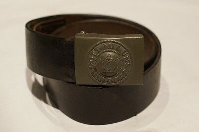 WW1 Imperial German Belt and Buckle