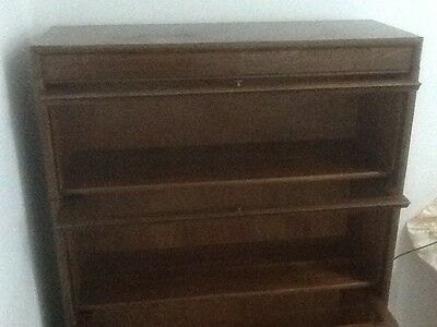 Vintage Book Case unboxed  Reduced  From £285 to £225.00