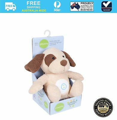 Playette Goldbug Star light Nursery Soothing Project Buddies Puppies