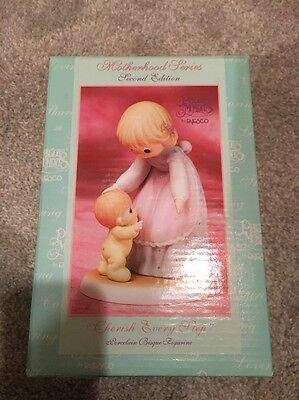 Precious Moments Motherhood Series Cherish Every Step 795224 New In Box