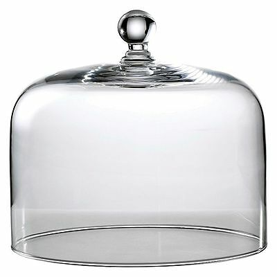 Royal Albert Large Glass Cake Dome Cover