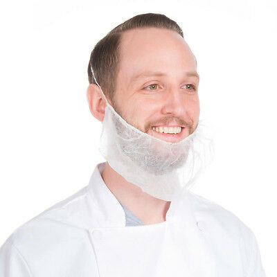 Royal Paper Disposable Beard Cover 100 Pack  Free Shipping Usa Only