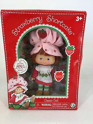Classic Strawberry Shortcake - 35th Anniversary Limited Edition Doll - NEW