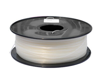 RC HobbyKing 3D Printer Filament 1.75mm Polycarbonate or PC 1KG Spool (White)