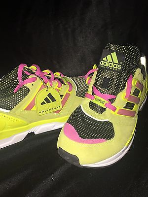ADIDAS RMX EQT Sport Runner Electric Bloom Black 2007 (Size Variety) 045707