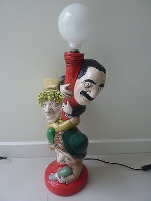 Marx brothers Lamp