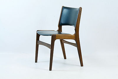 teak stuhl chair 60er 70er modernist midcentury danish. Black Bedroom Furniture Sets. Home Design Ideas