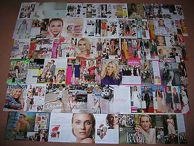 210+ DIANE KRUGER Magazine Clippings