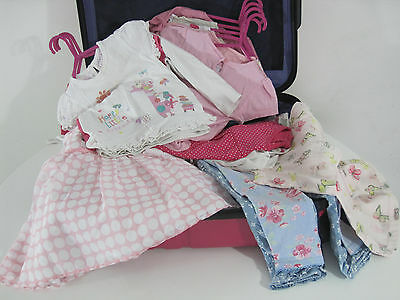 Joblot - Babies Toddlers clothes 6 months to 3 years Girls Bundles 30 items