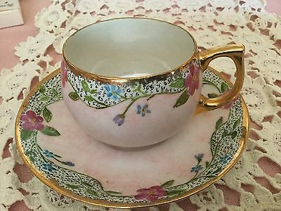 Bavaria?? Cup And Saucer