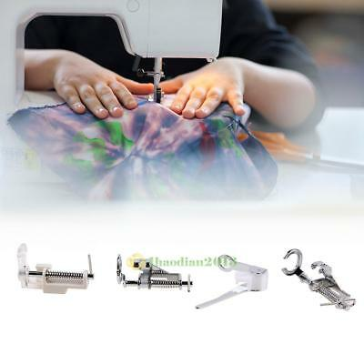 4X Free Motion Low Shank Quilting Darning Embroidery Presser Foot Sewing Machine