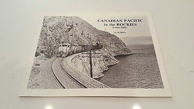Canadian Pacific in the Rockies (Volume Eight) by D.M. Bain