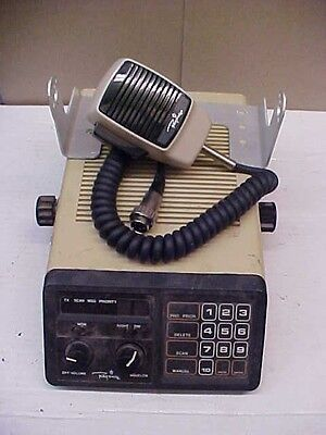 FINAL Regency programmable mobile radio xl2000 aru9pl xlh250b mic bracket #d46