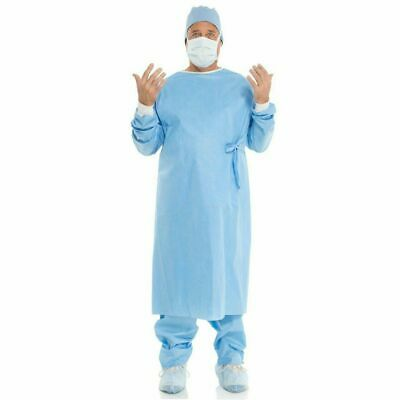 Kimberly-Clark MicroCool XL Breathable Surgical Gown w/ Towel 92355 AAMI Level 4