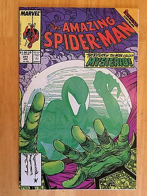 Amazing Spider-Man #311 NM 9.4 Mysterio Todd McFarlane Marvel 1989
