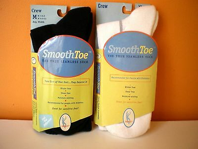 Smooth Toe Diabetic Seamless Socks (get 2 pairs for $21)