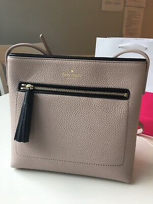 NWT Kate Spade Dessi Chester Crossbody  Messenger Bag $229