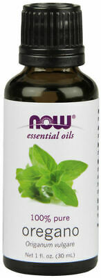 Now Foods Oregano Oil 1oz 30ml, Essential Oils 100% Pure & Natural