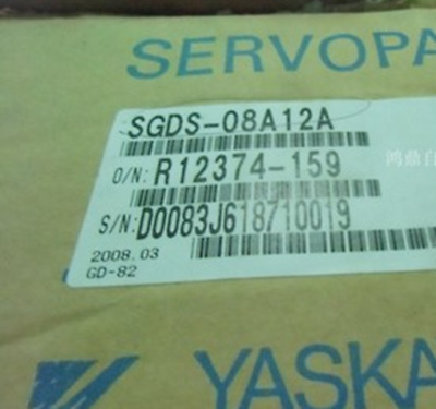 1PC NEW Yaskawa servo driver SGDS-08A12A #WM06