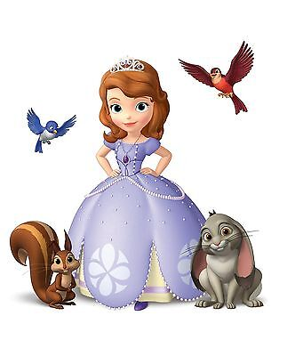 SOFIA THE FIRST PRINCESS POSTER c - VARIOUS SIZES + A FREE A3 SURPRISE POSTER