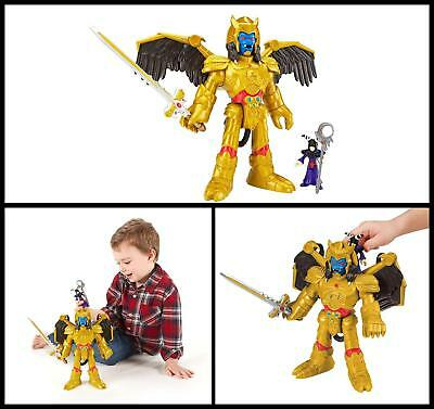 Fisher Price Imaginext Power Rangers Goldar And Rita Action Figure Collection