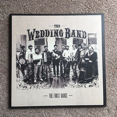 """Mumford and Sons The Wedding Band - The First Dance VERY Limited Edition 10"""""""