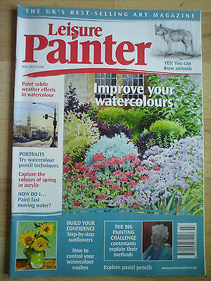 Leisure Painter July 2015