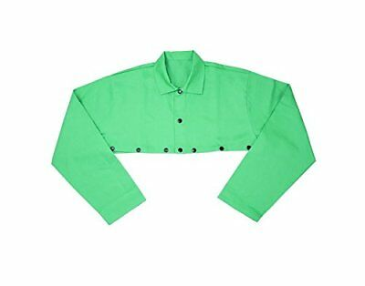 IRONCAT 7051/L Irontex FR Cotton Cape Sleeve, Large, Green Pack of 1