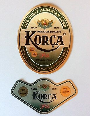 You can choose one. Birra Korca Beer Bottle Caps from Albania