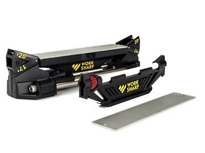 Work Sharp Guided Sharpening System WSGSS Manual Sharpener - Authorized Dealer