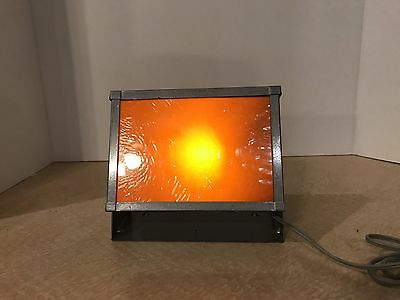 BRUMBERGER DARKROOM LIGHT - PHOTOGRAPHY FILM DEVELOPING 7 1/8'' x 5 1/8''