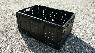 IFCO Brand 23N Collapsable Folding Crates - Pack, Transport, Store - Lot of 4