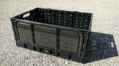 IFCO Brand 6425 Collapsable Folding Crates - Pack, Transport, Store - Lot of 3