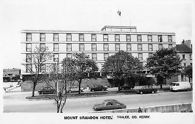 MOUNT BRANDON HOTEL TRALEE CO. KERRY IRELAND RP POSTCARD by KENNELLY KENCARD