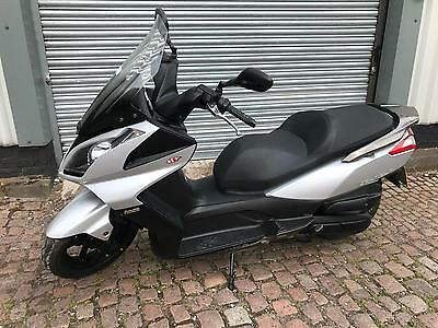 Kymco Downtown 125, 2015, Silver, Scooter, Delivery, Finance, Maxi scooter