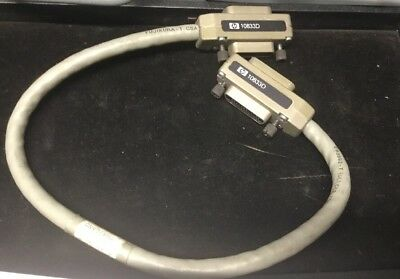 Hp 10833d GPIB HPIB Cable .5m long Location 301