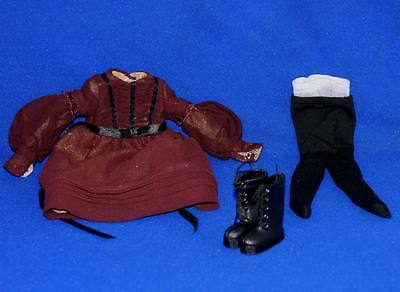 """Dreary Dinner Doldrums Agnes outfit onl for 12"""" doll Tonner 2008 Marley Patience"""