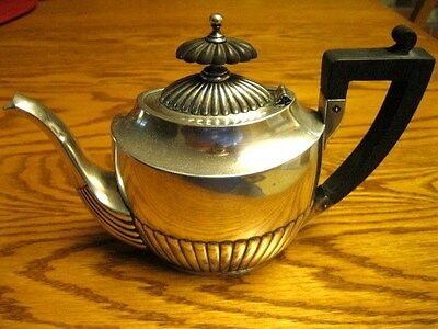 Antique Whiting Manufacturing Company Sterling Silver Teapot Victorian