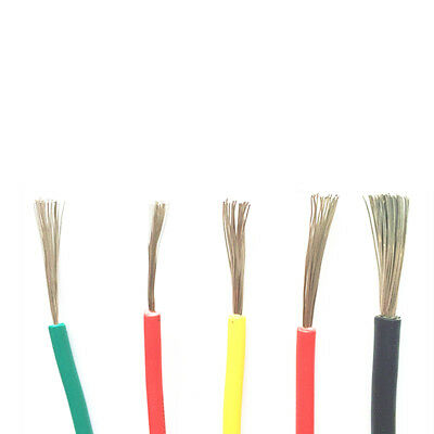 Stranded UL1007 Cable 16AWG - 30 AWG 300V 80°C PVC Electric Equipment Wire FZ
